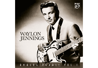 Waylon Jennings - Analog Pearls Vol.1 (SACD)
