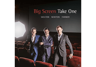 Big Screen - Take One - (CD)