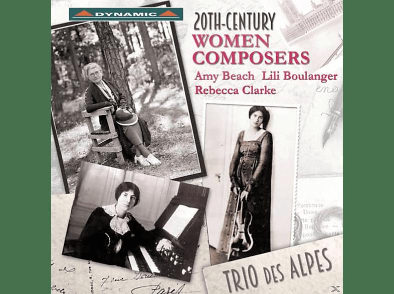 Lorna Windsor, Trio Des Alpes - 20th Century Women Composers [CD]