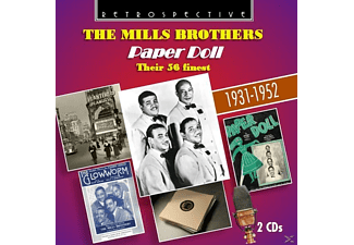 The Mills Brothers - Paper Doll - (CD)