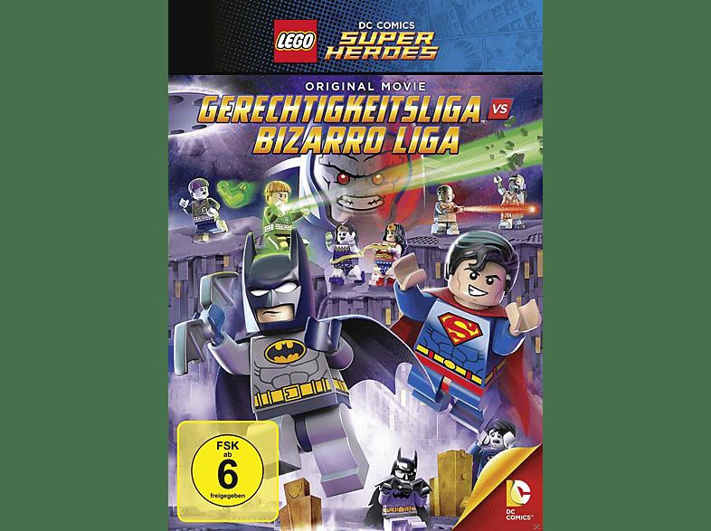 LEGO Original Movie - Gerechtigkeitsliga vs. Bizarro Liga [DVD]
