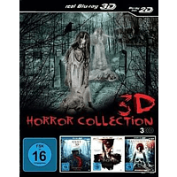 Horror Collection: Cult, Sleepwalker, The Crone 3D Blu-ray