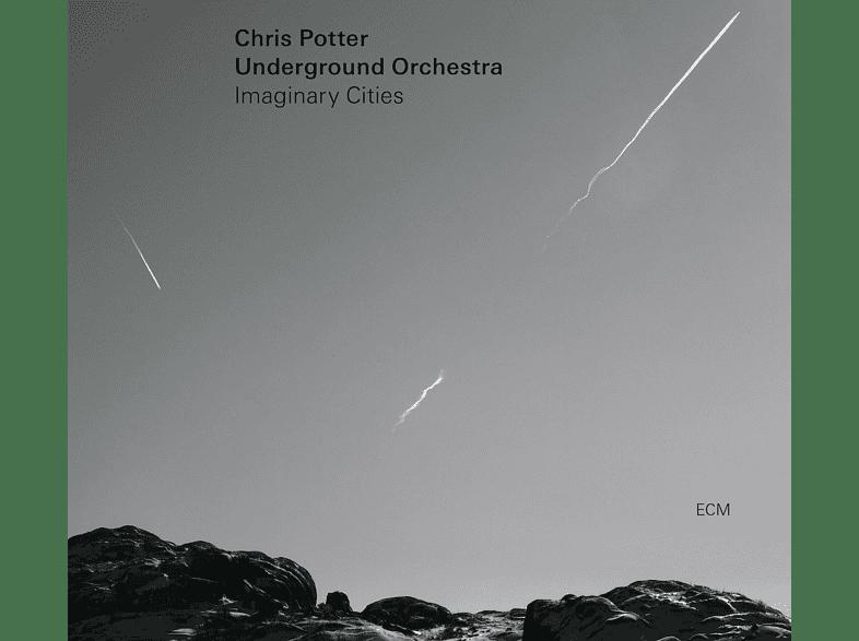Underground Orchestra, Potter Chris - Imaginary Cities [Vinyl]
