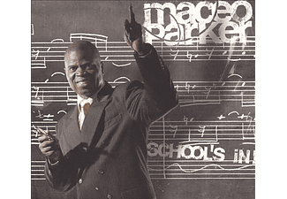 Maceo Parker - School's In! (SACD)