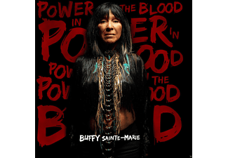 Buffy Sainte-marie - Power In The Blood - (CD)
