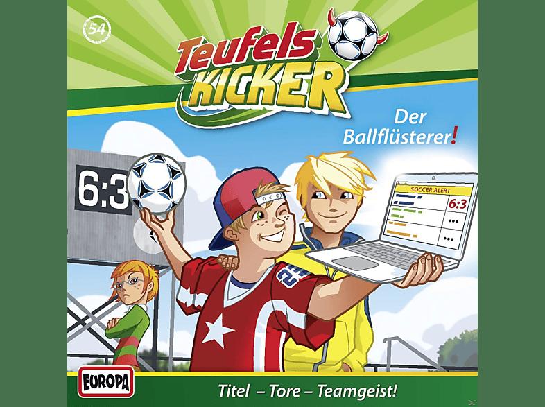 Teufelskicker - 054/Der Ballflüsterer! - (CD)