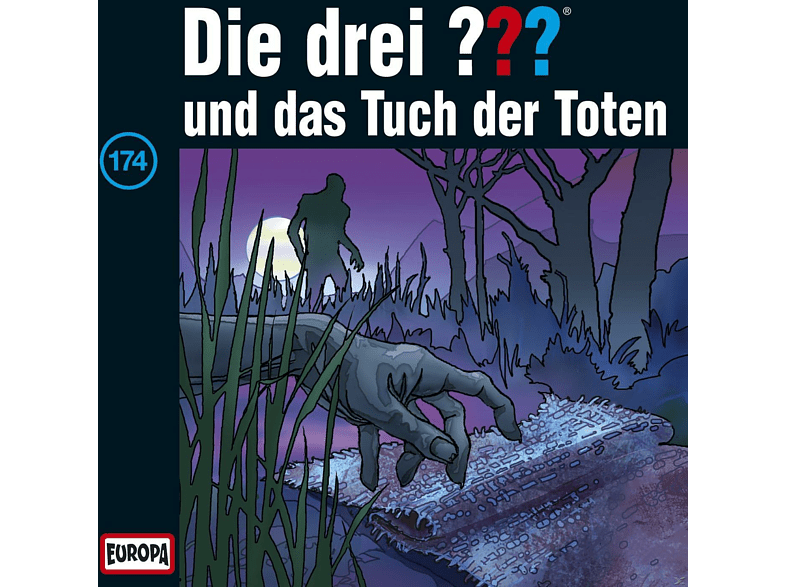 Die drei ??? 174: ...und das Tuch der Toten - (CD)