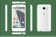 ZTE Blade L3 8 GB Weiß Dual SIM