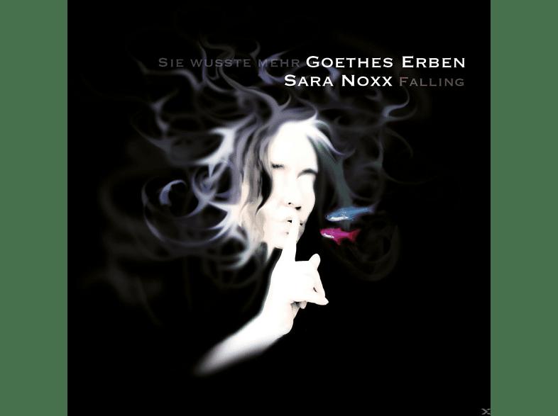 Sara Noxx & Goethes Erben - Falling-Sie Wusste Mehr-Limited Edition [Maxi Single CD]
