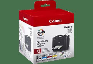 CANON PGI-2500XL Tintenpatrone mehrfarbig (9254B004)