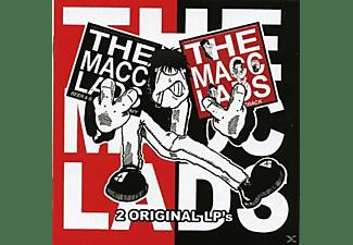 The Macc Lads - Beer & Sex&Chips'n'Gravy/Bitter  - (CD)