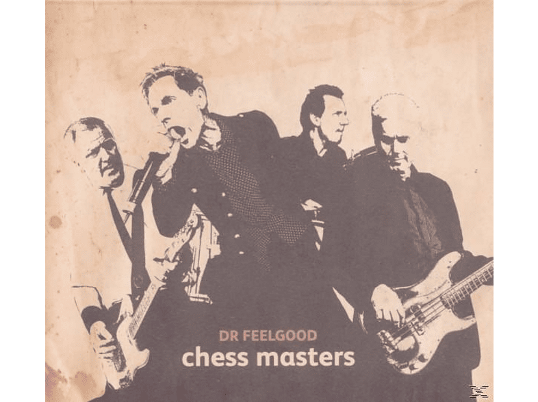 DR.FEELGOOD - Chess Masters [CD]
