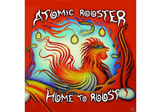 Atomic Rooster - Home To Toost  - (CD)