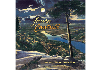 Laura Cantrell - No Way There From Here  - (CD)