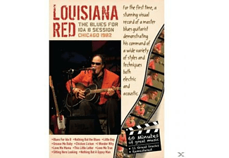 Louisiana Red - The Blues For Ida B Session - Chicago 1982 - (DVD)