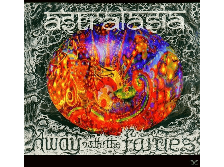 Astralasia - Away With The Fairies [CD]