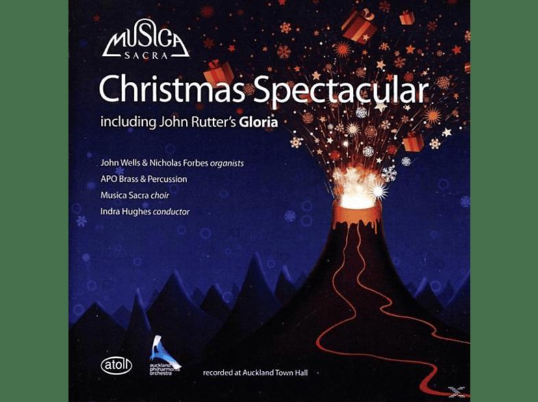 Musica Sacra, Indra/musica Sacra Hughes - Christmas Spectacular [CD]
