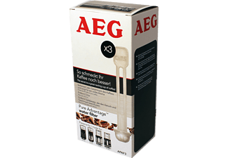 AEG APAF3 PureAdvantage™ Karbonfilter für Kaffeemaschinen - 3-er-Pack Filterkartusche