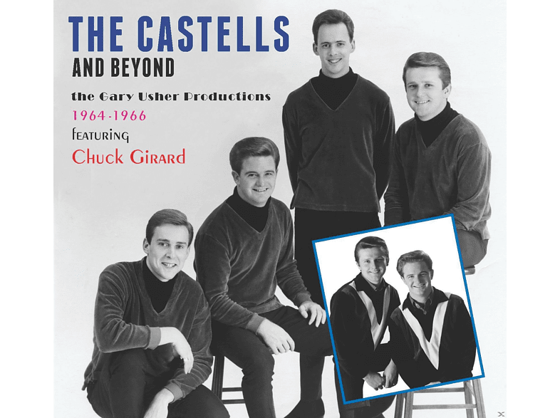 Castells, VARIOUS - The Castells And Beyond 1964-1966 [CD]