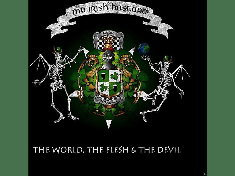 Mr. Irish Bastard - The World, The Flesh & The Devil (Green Vinyl+Mp3) [LP + Download]