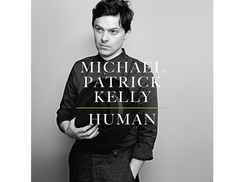 Michael Patrick Kelly - Human [CD]