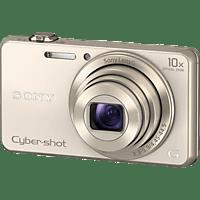 SONY Cyber-shot DSC-WX220 Digitalkamera Gold, 18.2 Megapixel, 10x opt. Zoom, TFT-LCD, Xtra Fine, WLAN