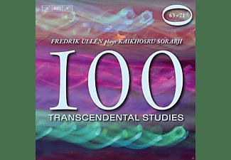Fredrik Ullen - 100 Transzendentale Studien: Nrn.63-71  - (CD)