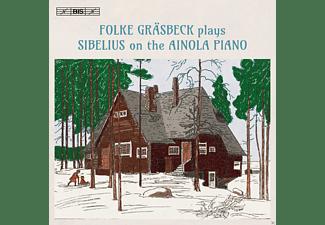 Folke Gräsbeck - Sibelius Gespielt Am Klavier In Ainola Piano  - (CD)