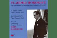 Vladimir Horowitz, Sir John Barbirolli - Horowitz In Concert 1940,1941 [CD]