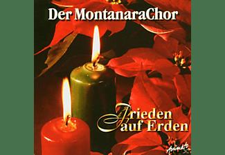 Montanara Chor - Frieden Auf Erden  - (CD)