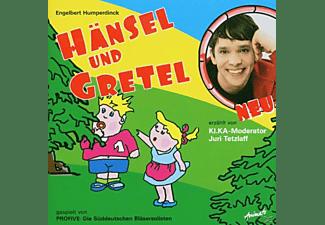 TETZLAFF/PROFIVE, Juri & Profive Tetzlaff - Hänsel Und Gretel  - (CD)