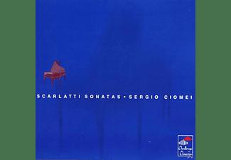 Sergio Ciomei - SCARLATTI SONATAS  - (CD)