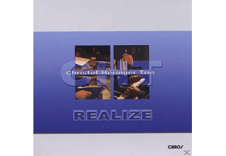 Christof Trio Heringer - Realize  - (CD)