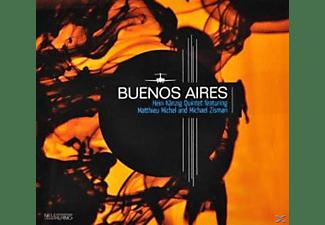 Kaenzig,Heiri/Quintet Feat.Michel,Matthieu & - Buenos Aires  - (CD)