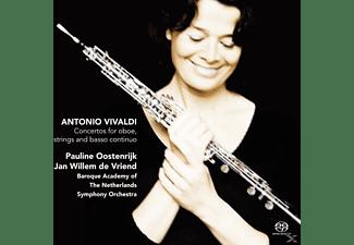 Pauline Oostenrijk - Concertos For Oboe And Strings  - (CD)