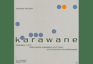 Adriana Hoelszky - Karawane  - (CD)