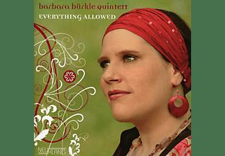 Barbara Buerkle - Everything Allowed  - (CD)