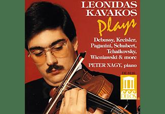 Leonidas Kavakos, Peter Nagy - Leonidas Kavakos / Violine  - (CD)