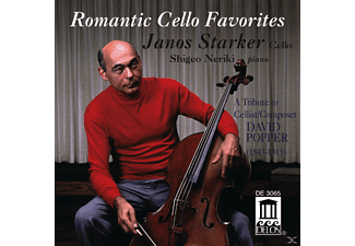 Janos Starker, Shigeo Neriki - Romantic Cello Favorites  - (CD)