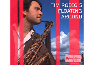 Tim 5 Rodig - FLOATING AROUND  - (CD)