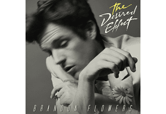 Brandon Flowers - The Desired Effect - (CD)