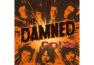 The Damned - Go!-45 (180 Gr.Coloured Vinyl) - (Vinyl)