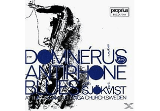 DOMNERUS,A. & SJOKVIST,G. - Antiphone Blues - (CD)