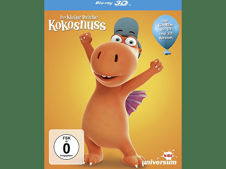 Der kleine Drache Kokosnuss  [3D Blu-ray (+2D)]