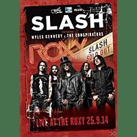 Miles Slash / Kennedy - Live At The Roxy 25.9.14  - (DVD)
