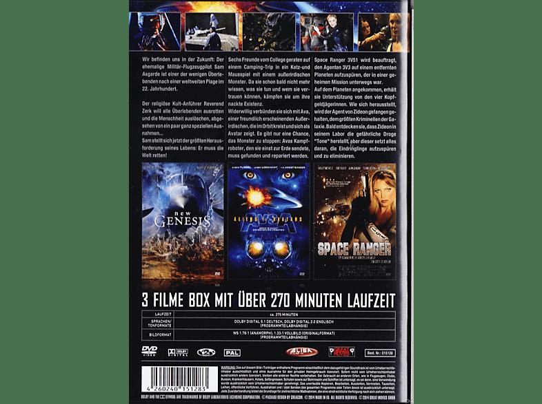 Science Fiction Box [DVD]