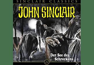 - John Sinclair Classics 22: Der See des Schreckens  - (CD)