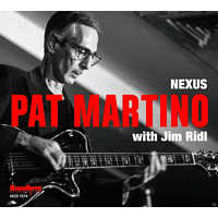 Pat Martino;Jim Ridl - Nexus [CD]