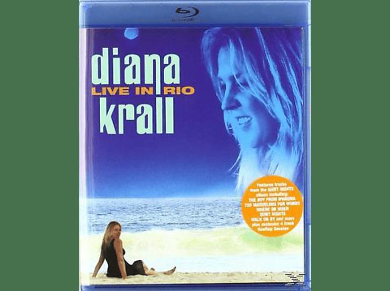Diana Krall - Live In Rio [Blu-ray]