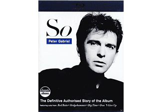 Peter Gabriel - So  - (Blu-ray)